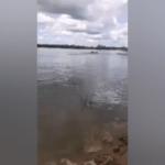 Giro de Notícias: Motorista acelera carro de dentro da balsa e cai em Rio entre Maranhão e Tocantins; Vídeo