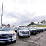 Governador Flávio Dino omite compra de viaturas com recursos enviados por Bolsonaro.